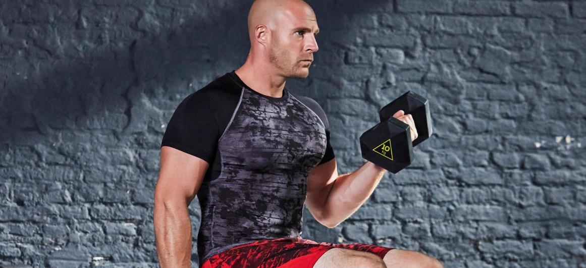 Dumbbell Back Exercises - 25 Must Try Dumbbell Back Exercises - Decathlon