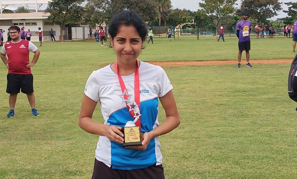 Vidya Somanna - From Cross Country Racing to creating a Running Community