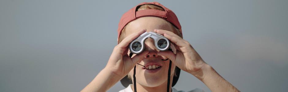 understanding the type of binoculars