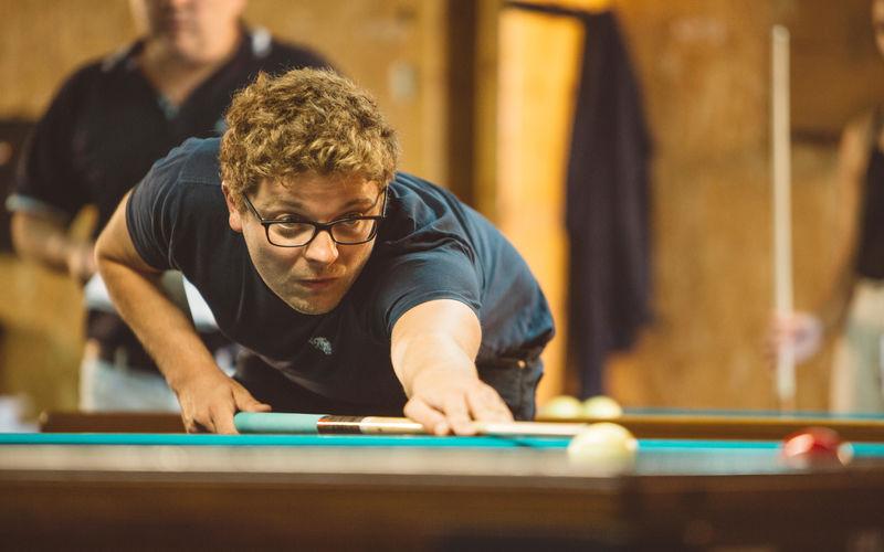 Billiard is a sport