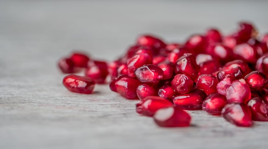 Pomegranates for weight loss