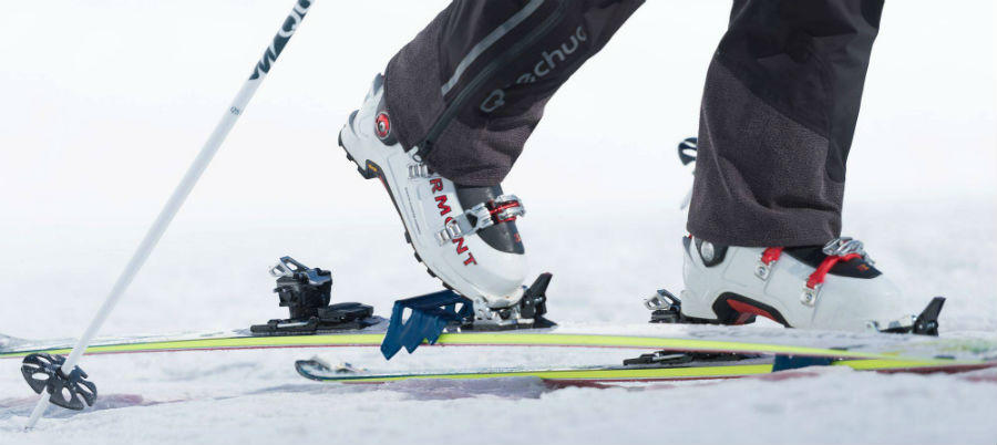 Adjust your Ski Bindings