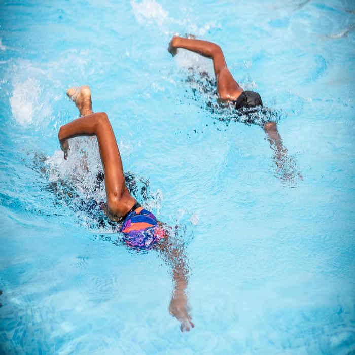Swimming Stokes