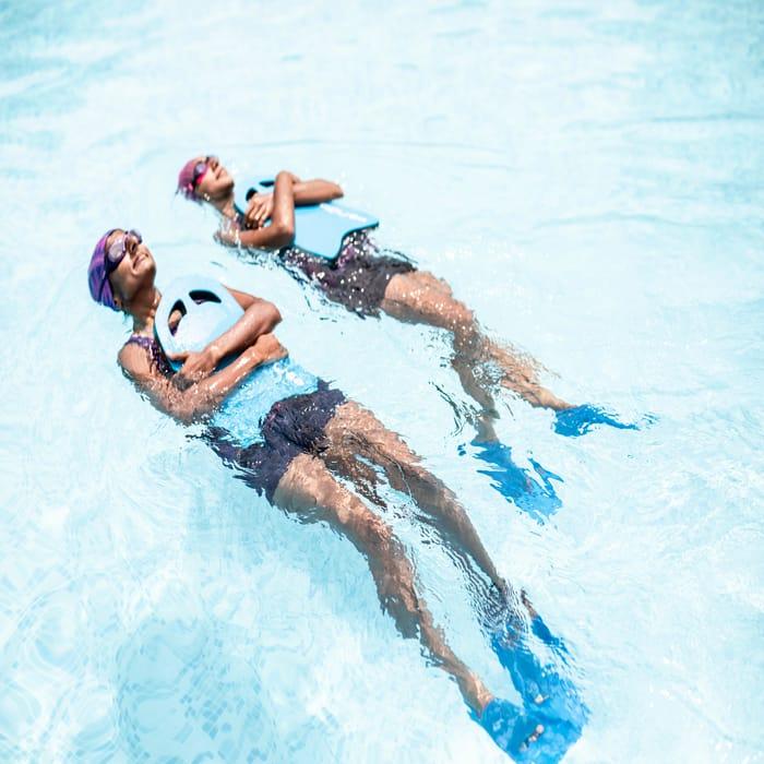 Rhythm in Swimming