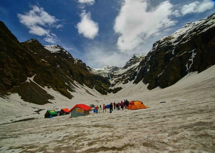 rupin pass the best himalayan trek