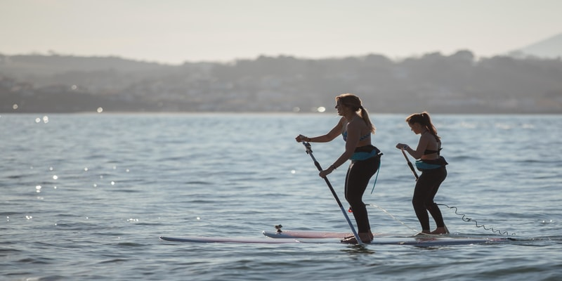 Discover stand up paddling