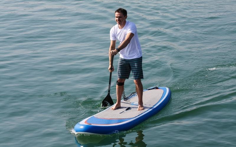 Basics of stand up paddling
