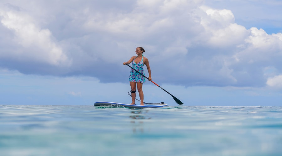 benefits of stand up paddling