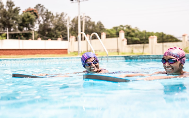 Swimming Workout - Counting Your Lengths