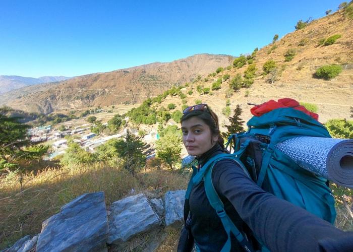 Choose your trekking poles
