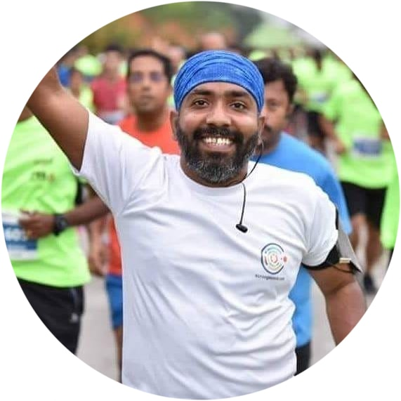Abhinav kashyap running story