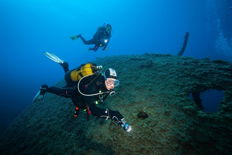 safety rules for scuba diving
