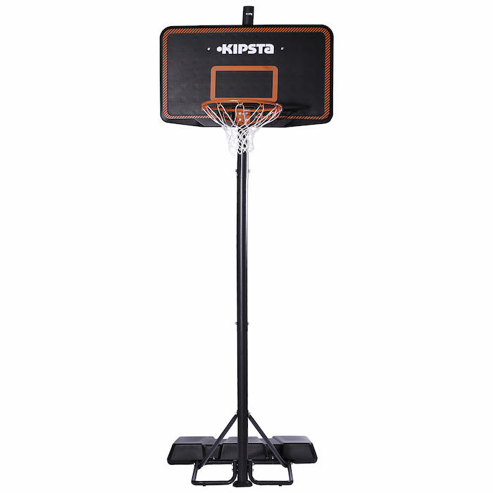 Kipsta basketball hoop with basket