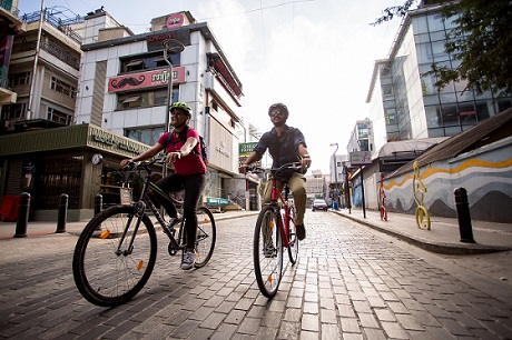 Cycling Benefits for the Urban Indian