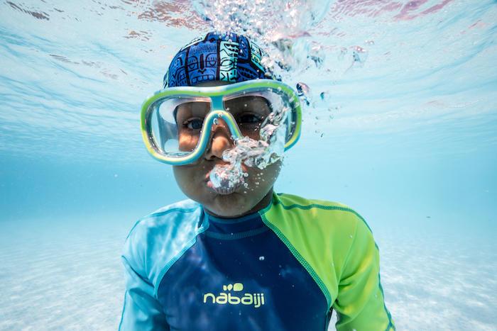 How to overcome aquahobia