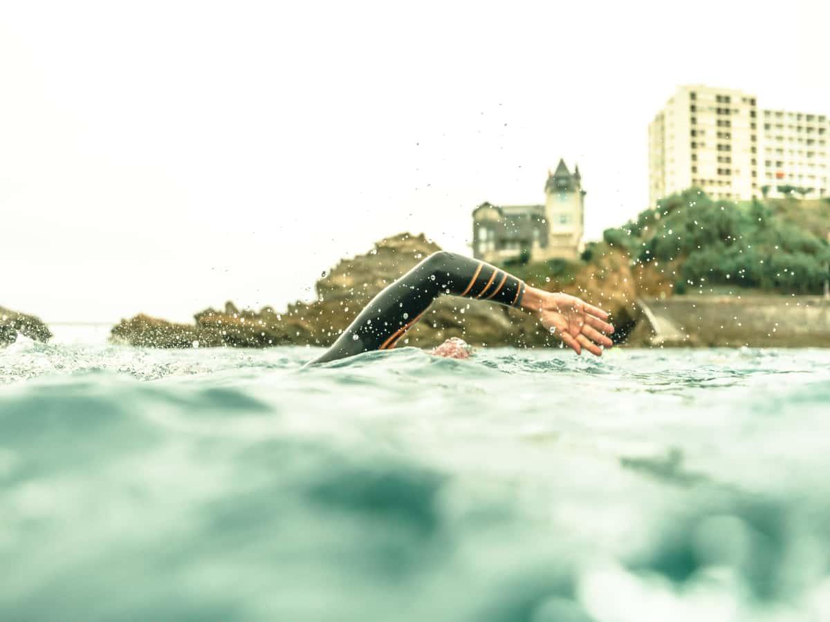 open water wetsuit