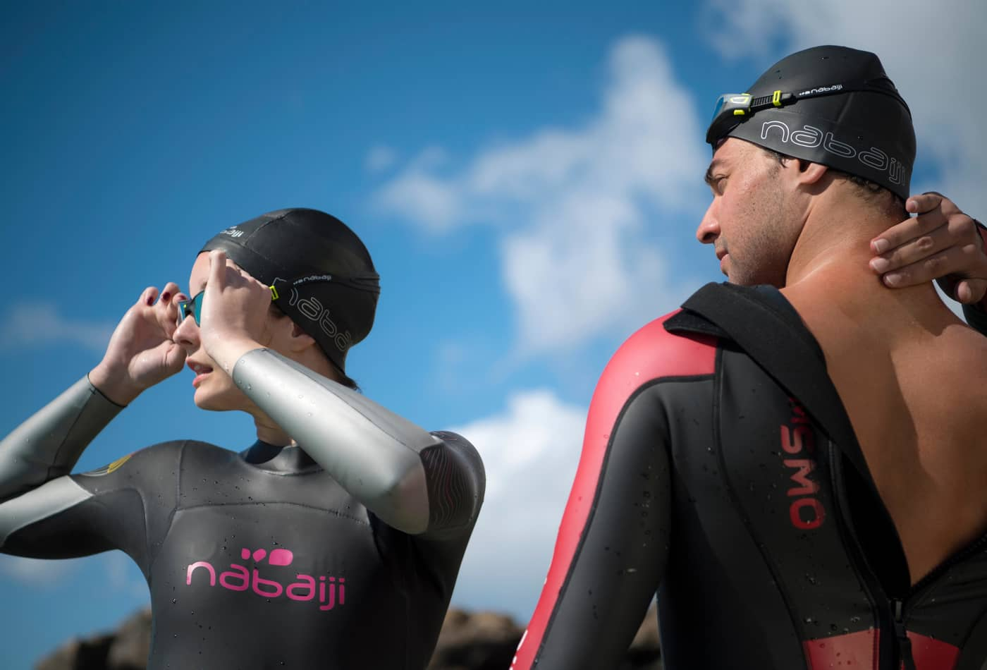 Top 5 - Techniques to Put on Your Open Water Wetsuit