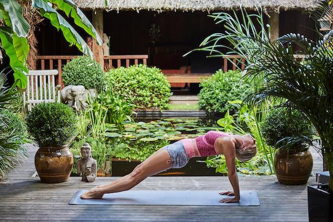 Asthana yoga benefits