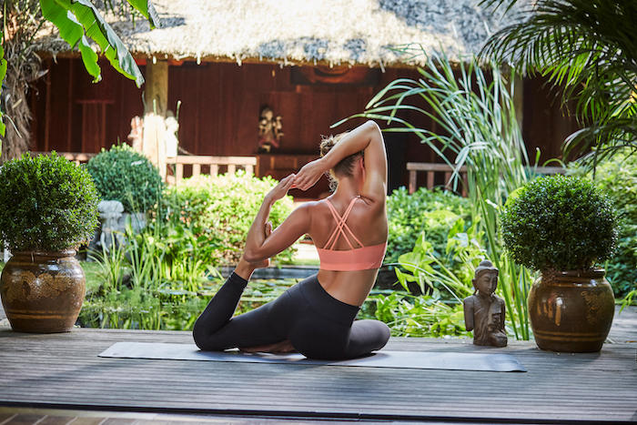 Asthana yoga mental benefits