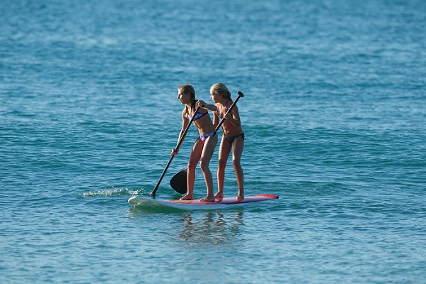 4 Tips to Improve your Stand-up Paddling