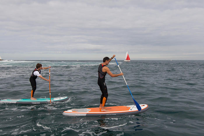Stand up paddling gear