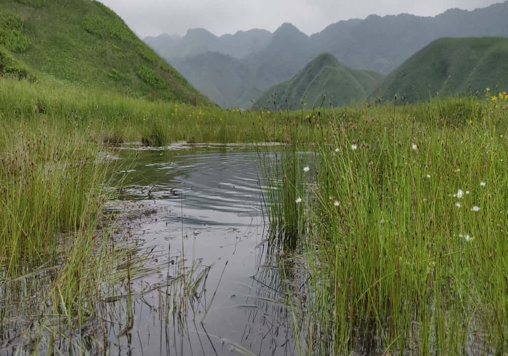 water pond in Zdukou valley