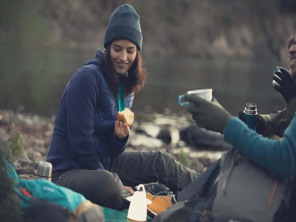 How do You Feed Yourself When Out Hiking?