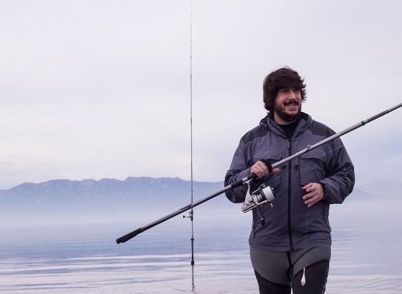 reel for fishing