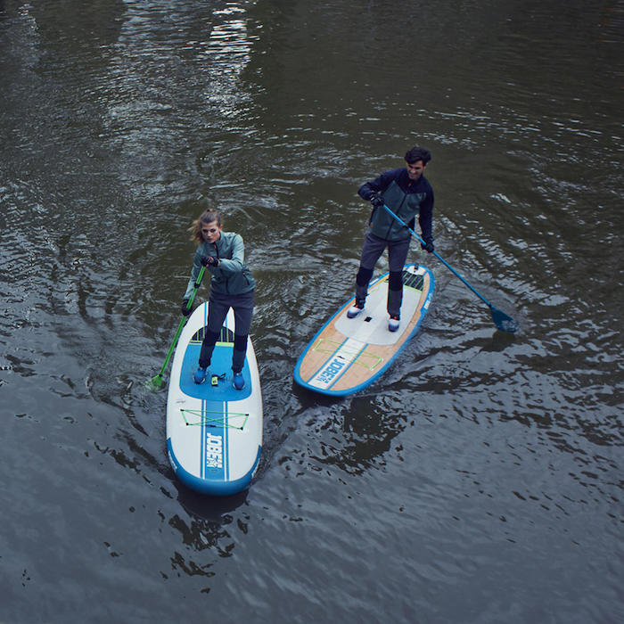 Rules for stand up paddling