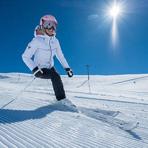 IMPROVE YOUR ENDURANCE BY SKIING