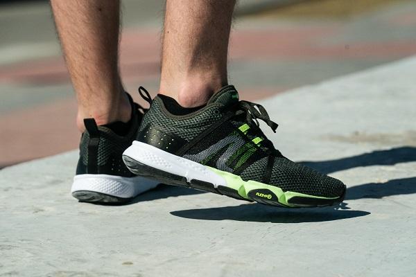 Toward Comfort - Reimagining the 540 Power Walking Shoes
