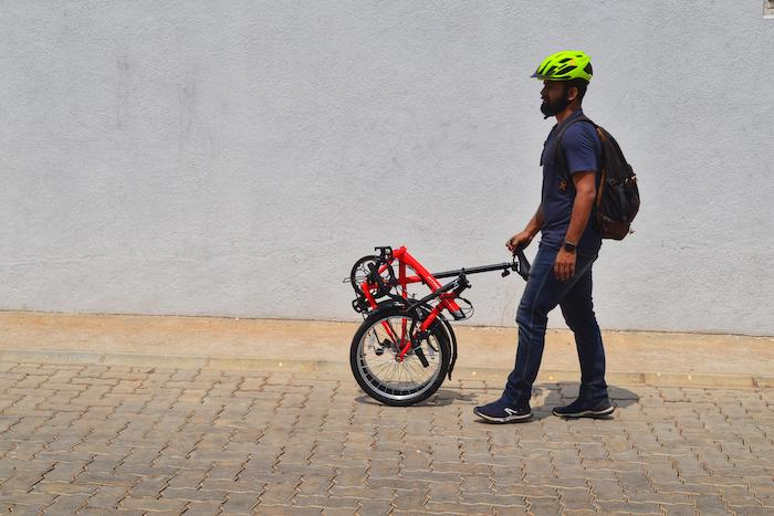 Folding Cycles - The Swiss Army Knife of Urban Mobility