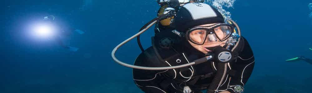 How to Choose a Diving Mask?