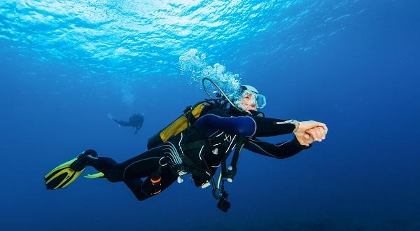 diver spirit
