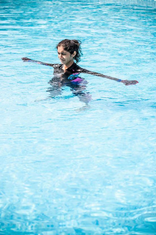 Aqua-Fitness: Try Out Aquaslimming