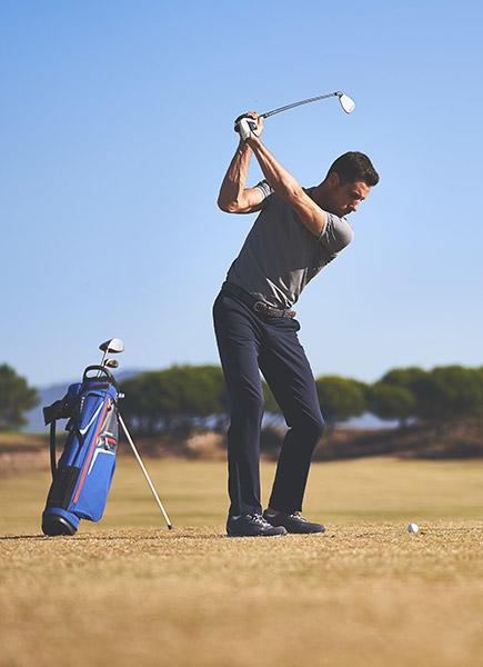 Equipment for golf
