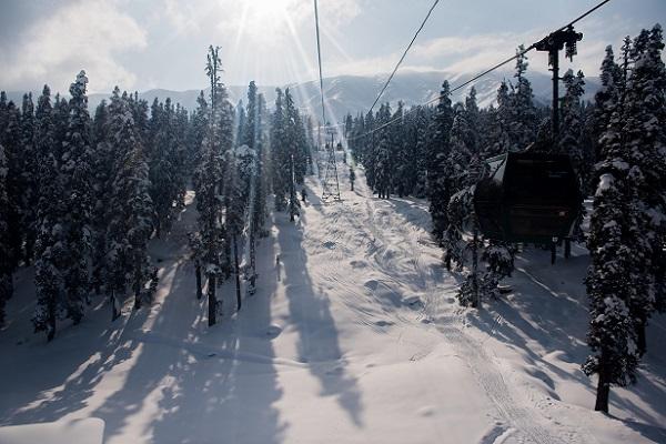 Ski Diaries - Priyanka Bhadauria