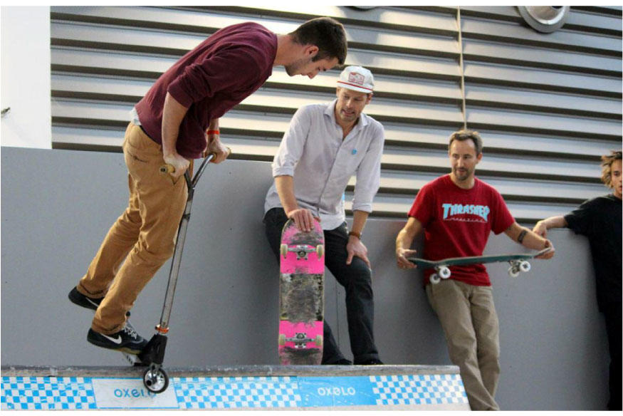 Skateboards for adults