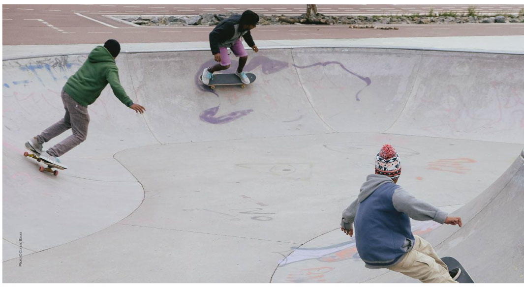 Skateboarding for kids