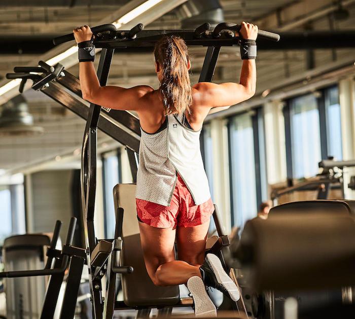 Gym etquette