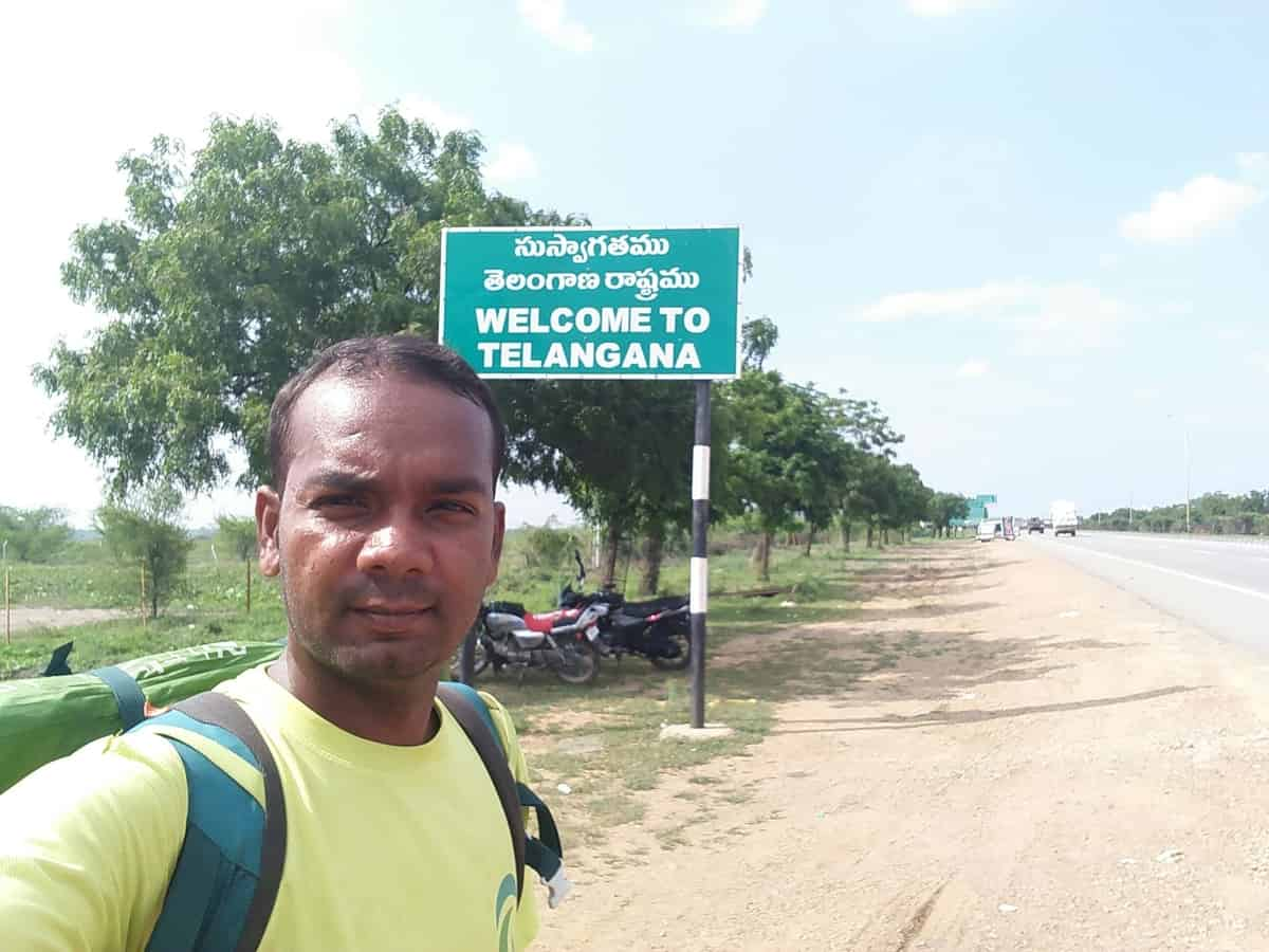 Kanyakumari to Kashmir - Walking for the Environment