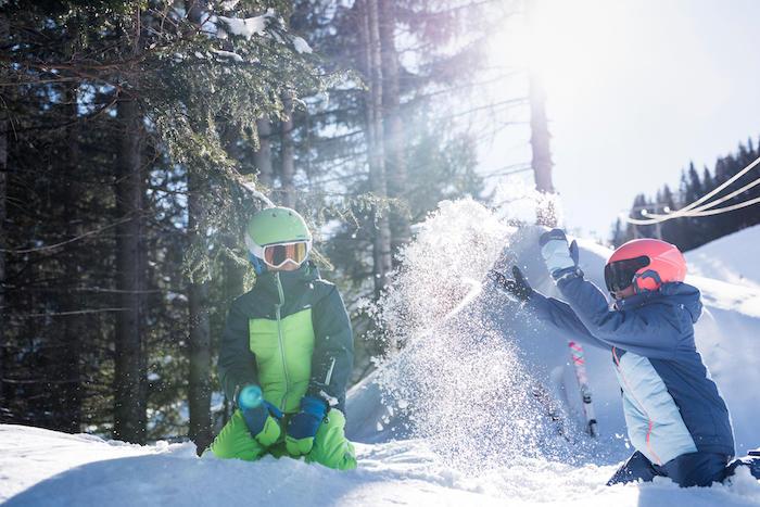 Ski juniour gloves
