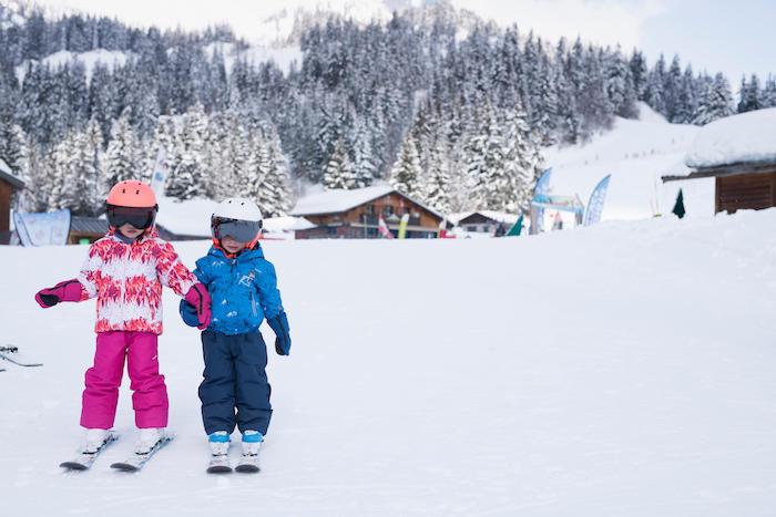 Kids gloves for skiing