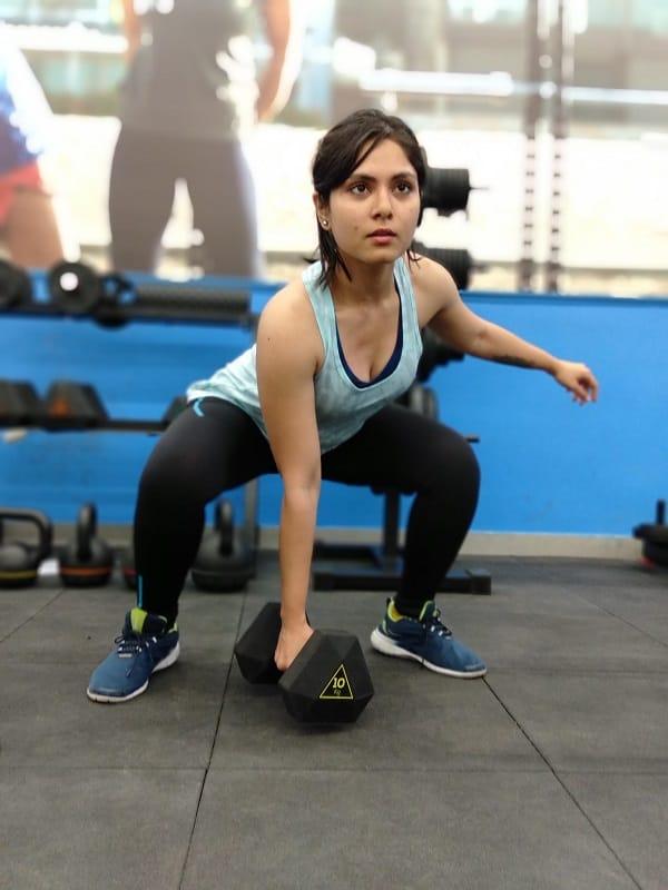 How Cross-Training changed my life - Suchismita Bar
