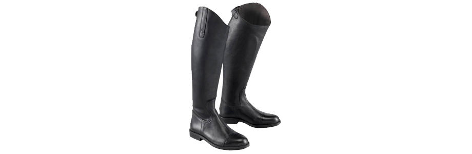 SYNTHETIC LEATHER BOOT
