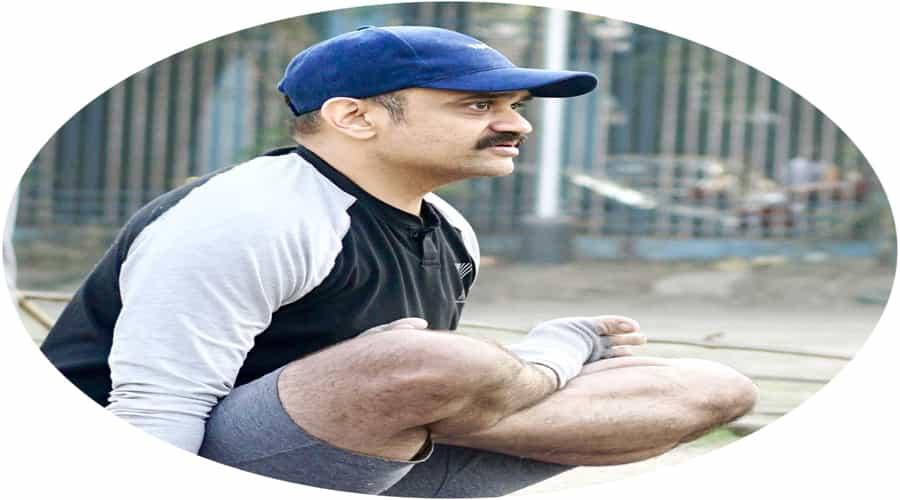 Kalpesh Kamdar - Yoga Teacher