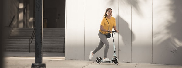 4 Reasons Why Scootering Is a Source Of Well-Being