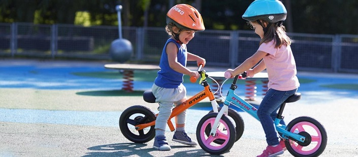 The Balance Bike - For Children Learning to Cycle
