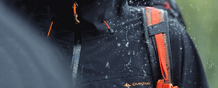 How do you measure the Waterproofness of a Hiking Jacket?
