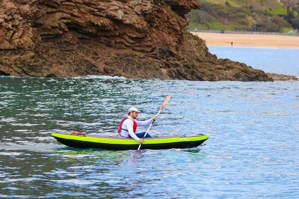 Something New : I'm Mixing Kayaking and Fitness